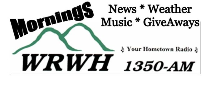 WRWH Mornings / Weekdays 6 – 9am