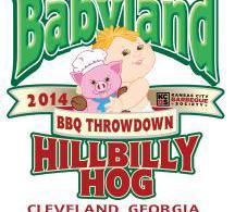 Hillbilly Hog BBQ Throwdown & Fall Festival Oct. 24 & 25