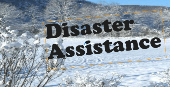 Disaster Assistance 4-21-15
