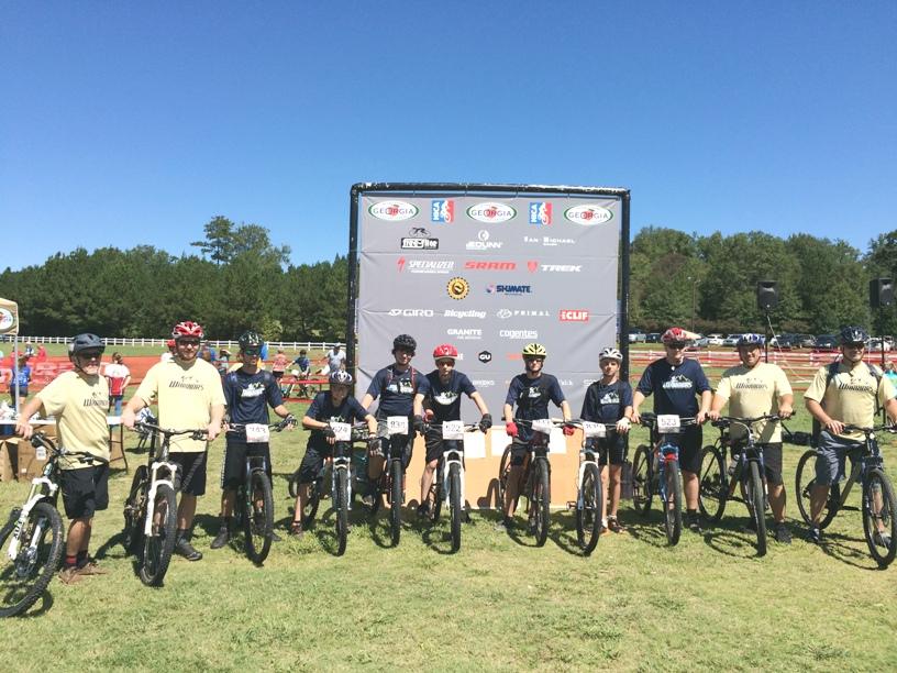 9-PreRace Cycling Warriors