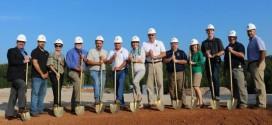 Groundbreaking Held For New Ninth Grade Academy