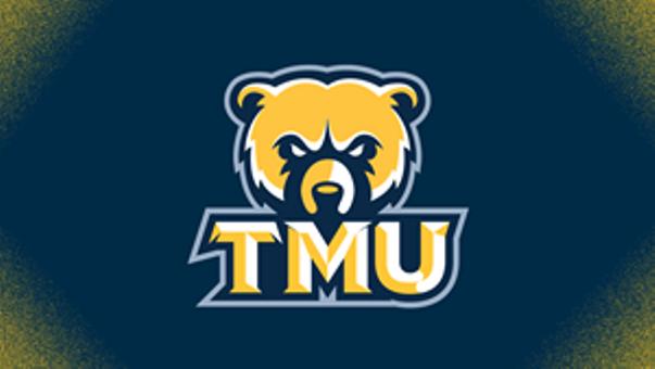 New TMU Logo
