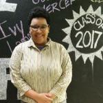 Hannah Jones, Mountain Education Charter High School student,