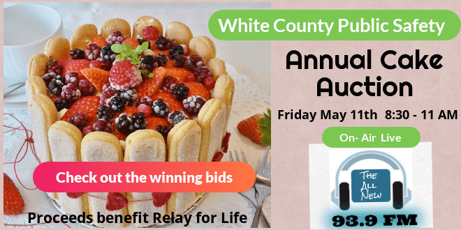 Cake Auction – WRWH
