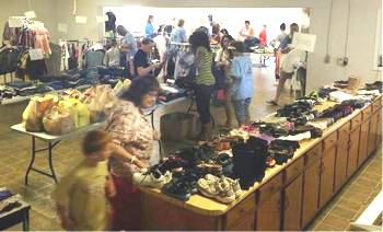Weekend Back-to-School Event Successful