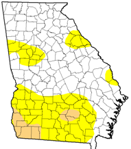 White County Remains Out Of Drought Region