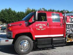 Cleveland Fire Department Stretched Thin