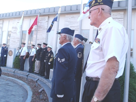 Veterans Day Celebrate In Cleveland