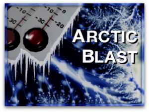Arctic Blast Moves Into Northeast Georgia