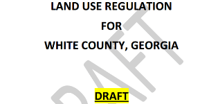 Commissioners Hold First Reading Of Land Use Regs