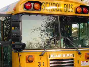 No Injuries In White County School Bus Accident