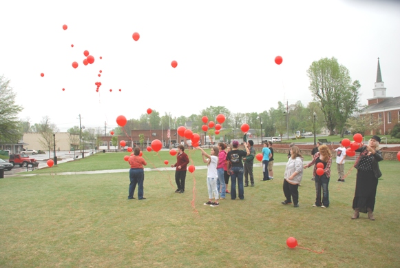 Remembering His Mom With The Release Of 99 Red Balloons
