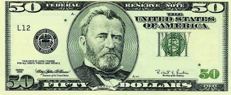 Cleveland Police Advise Counterfeit Bills  Being Passed