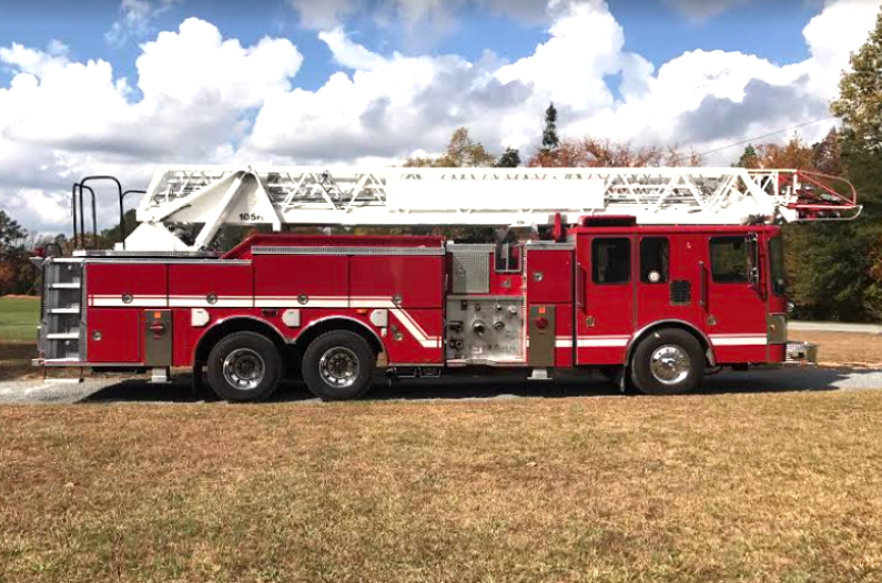 Cleveland Fire Has A Major Piece Of Equipment Out Of Service