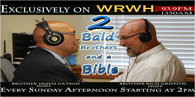 2 Bald Brothers And A Bible