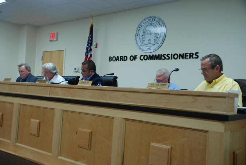 Commissioners Select Five To Serve On Elections And Registration Board