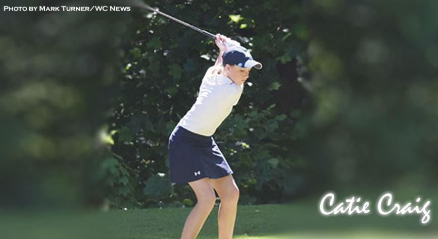 Catie Craig Captures Girls Golfer Of The Year Award