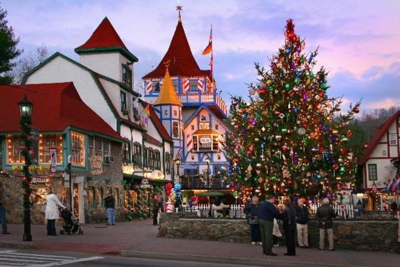 Christmas Love Letter Movie Filmed In Helen To Air December 21st