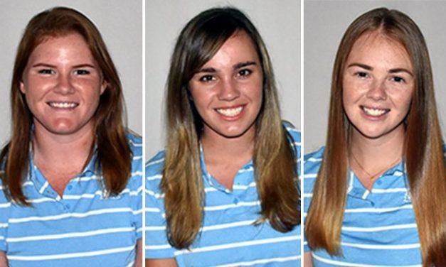 Three Women's Golfers Named WGCA All-American Scholars