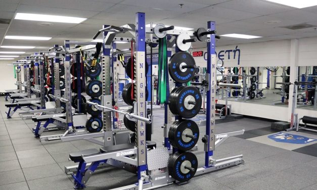 UNG Athletics Begins to Return to Campus with Voluntary Workouts