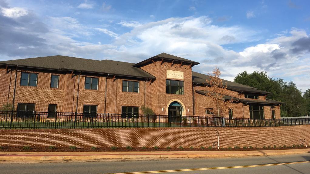 New Municipal Complex Move-In Begins Next Week In Cornelia