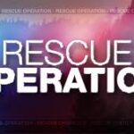 A Six Hour Rescue Involving 30 Personnel Sunday In White County