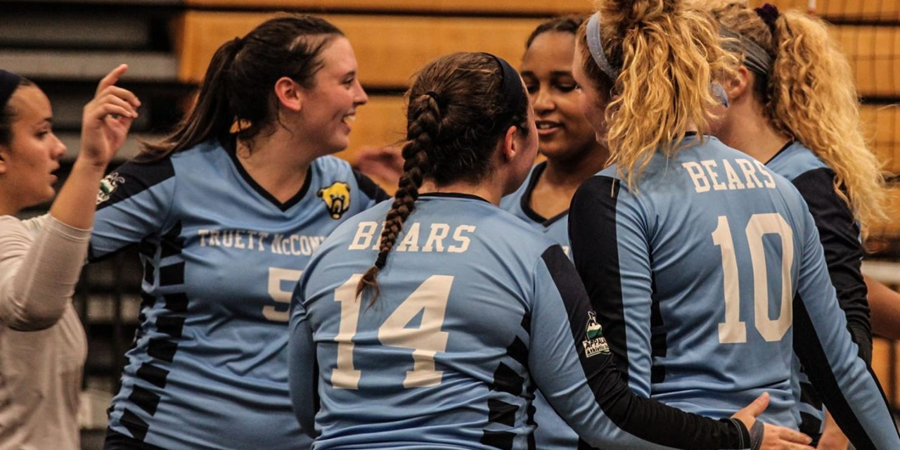 Volleyball looks to build upon last season's successes