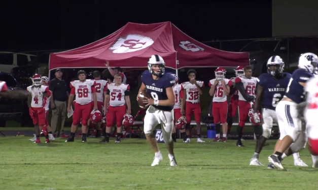 Warriors Start Season Off With Victory Over Stephens County