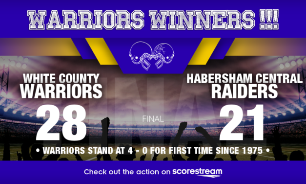 Warriors Wrap-Up Raiders – Increase To 4-0