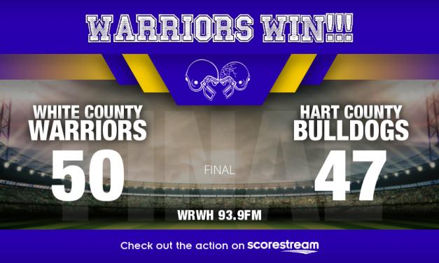 Warriors Take Victory At Herndon Stadium