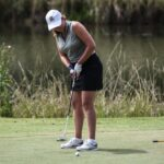 Women's golf finishes third at AAC fall championship