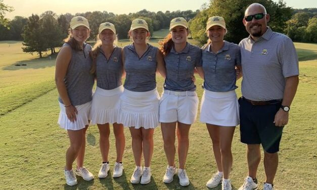 Lady Bears take second at Music City Invite