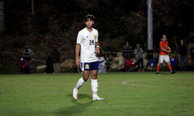 TMU Men's soccer suffer loss at SAU
