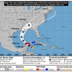 Zeta Could Bring Heavy Rain To North Georgia This Week
