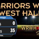 Warriors Win Over West Hall