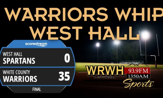 Warriors Win Over West Hall