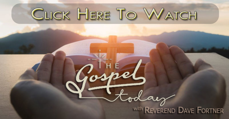 The Gospel Today - Live Stream