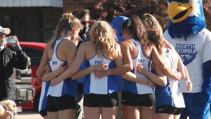 Six UNG Cross Country Runners Named to PBC Team of Academic Distinction
