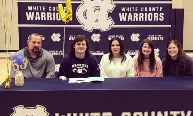 Sullens Signs With Reinhardt Uiversity