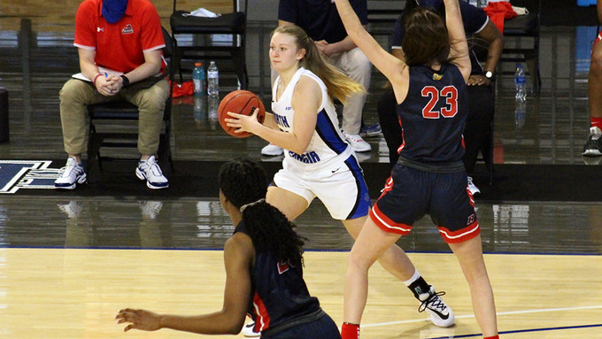 No. 16 UNG Women's Basketball Opens Home Slate With 70-51 Win Over USC Aiken