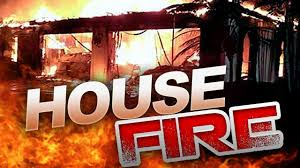 Residential Fire South Of Cleveland