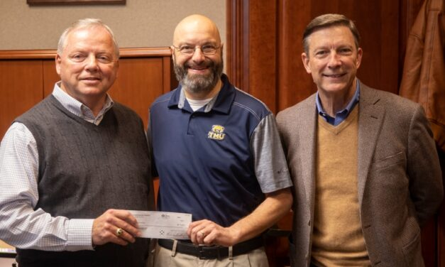 Spring Place Baptist Church Donates to TMU's Danny E. Watters Village