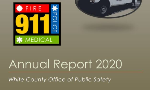 Commissioners Receive Annual Public Safety Report