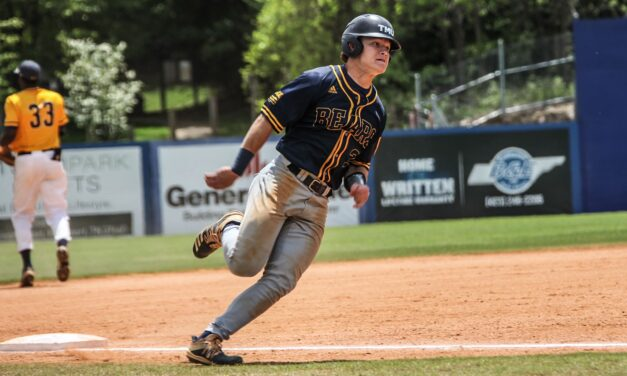 Truett McConnell University baseball team eliminated the No. 5-seeded Columbia