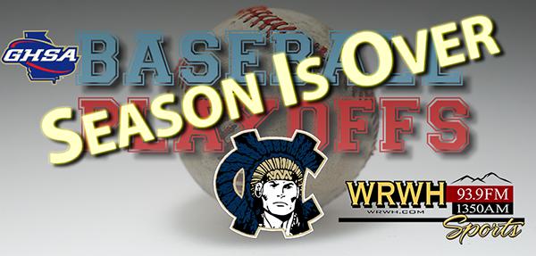Season Ends For Warrior Baseball