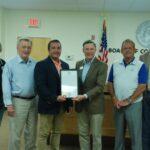 Commissioners Recognize Truett McConnell University's 75 Anniversary