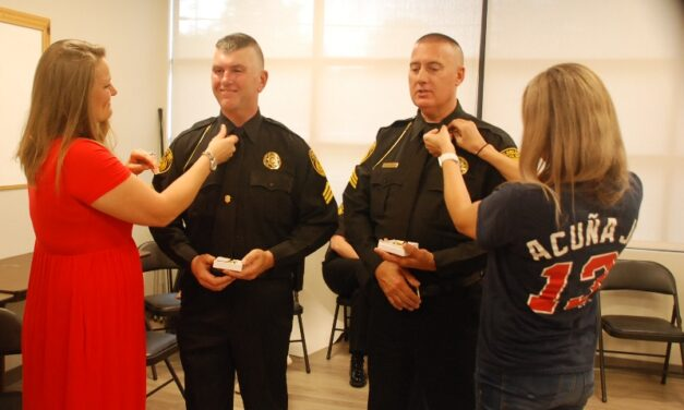 Cleveland PD Promotes Two Officers