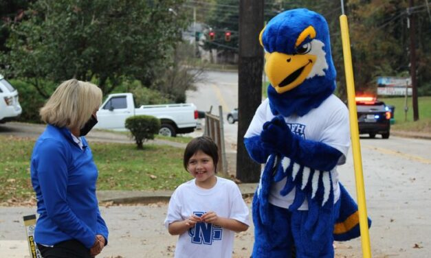 UNG Captures PBC's LeeAnn Noble Make-A-Wish Award for 12th Straight Year