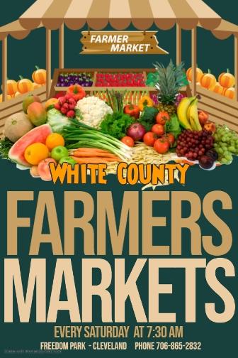 White County Farmers Market