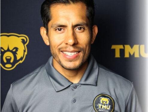 Herrera Named TMU Assistant Men's Soccer Coach